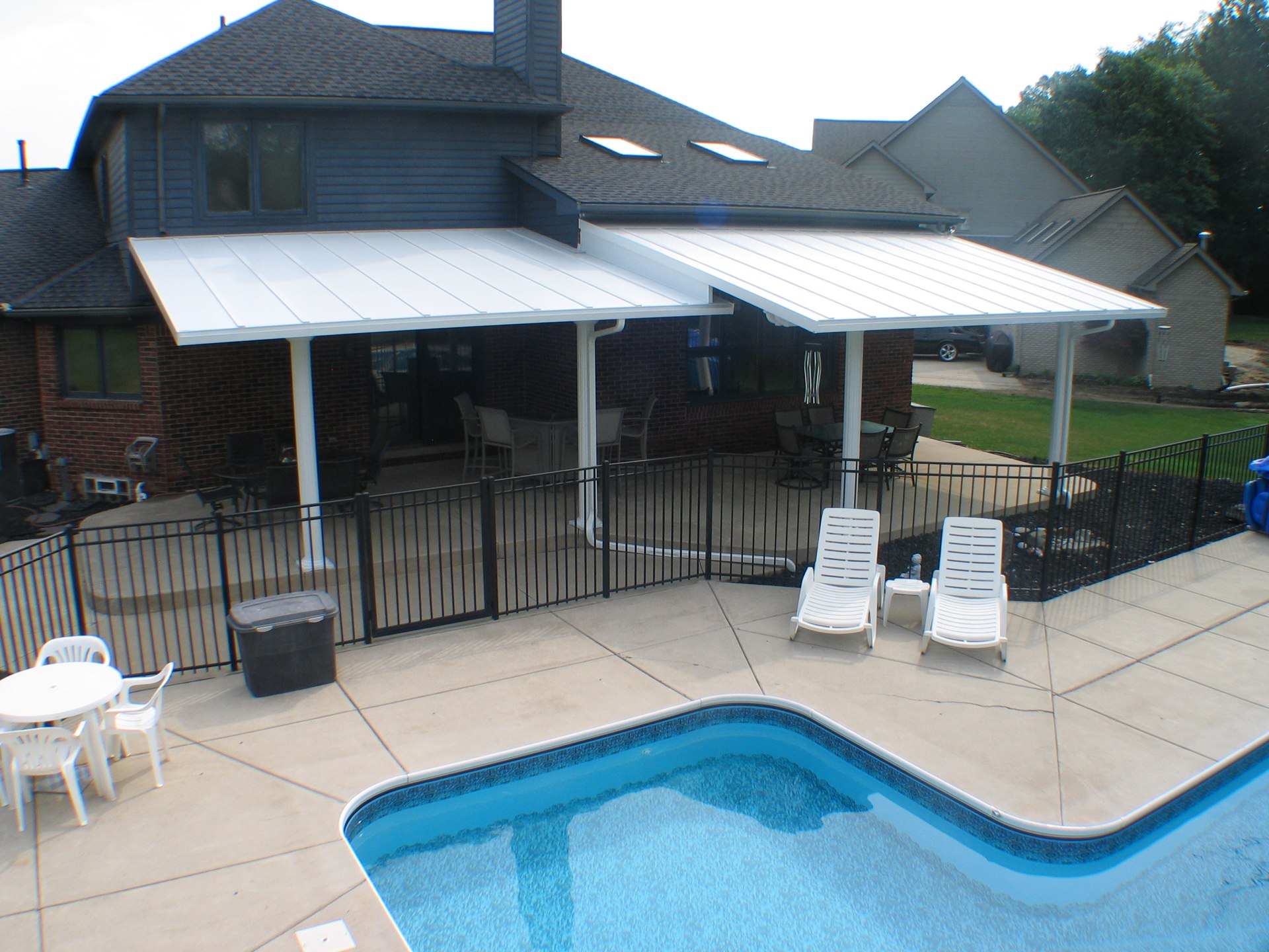 Aluminum Patio Cover; TEMO Patio Cover ...