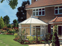 Conservatory Style Sunrooms