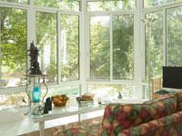 TEMO Conservatory Style Sunroom