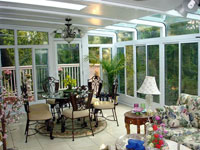 Minneapolis Solarium Sunroom