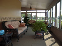 Walls-Only Sunroom Minneapolis