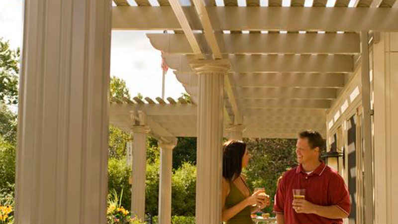 US Patio Systems Garden Pergola