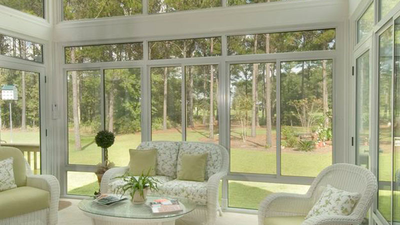 US Patio Systems Conservatory Sunroom