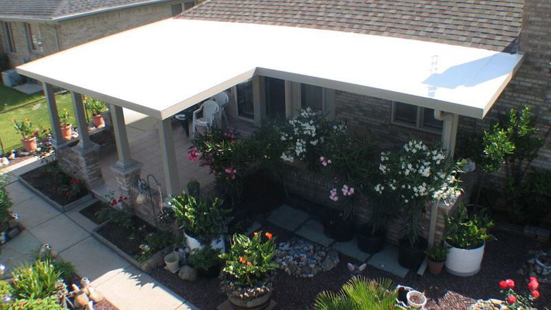 US Patio Systems Home Patio Cover