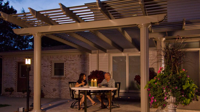 US Patio Systems Home Pergola