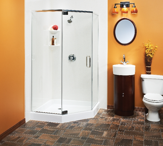 US Patio Systems Shower Door
